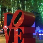 LOVE by Robert Indiana|by ロバート・インディアナ