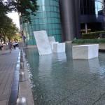 新宿アイランドタワーの小池
